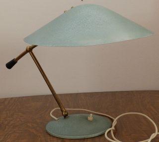 Tolle Kaiser Schreibtischlampe Kaiser 50er Jahre Bild