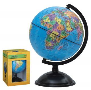 Tischglobus Weltkugel Erdkugel Schülerglobus Lernglobus Globen Globus Ø 18 Cm Bild
