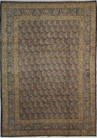 Handgeknüpfter Teppich Traumhaft 345 Cm X 243 Cm Nr:34965 Bild