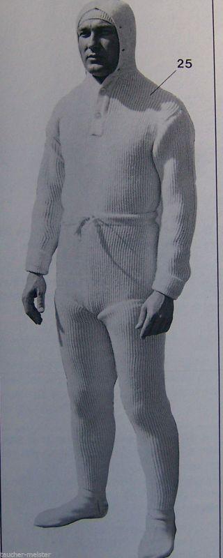 Dräger Drager Helmtaucher Taucherhelm Wollzeug Diving Helmet Underwear Bild