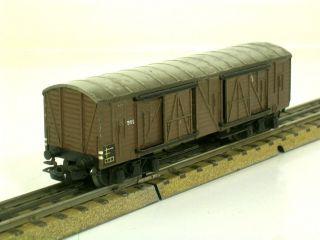 Märklin H0/00 Ged.  Güterwagen 332,  Guß,  800 Bild