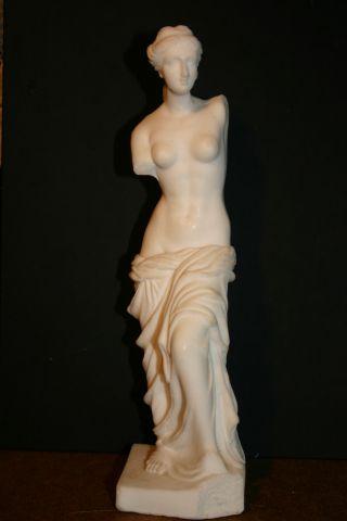Alabaster - Venus Skulptur Bild