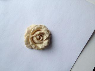 Schnitzerei Rose Bild