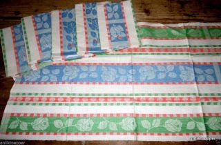 1a Jugendstil Leinen Handtücher Küchentücher Tischläufer Monogramm Bs Top Bild