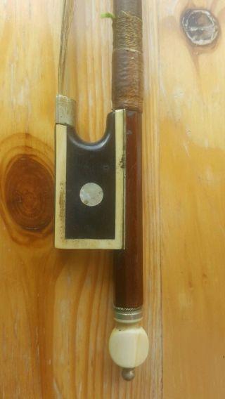 Alter Geigen Bogen Old Bild