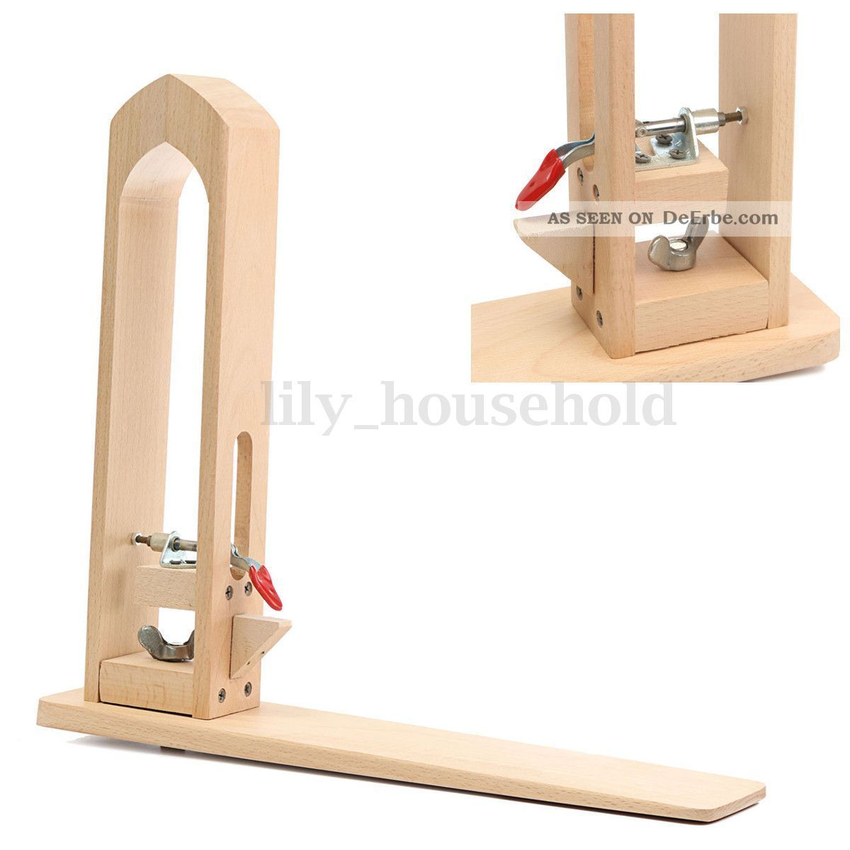 lacing stitching sewing pony horse leder werkzeug holz leathercraft n hen. Black Bedroom Furniture Sets. Home Design Ideas