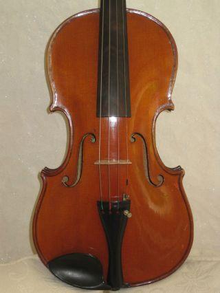 3 Tage Alte Violine.  Forges Defat Anne 1937 Bild