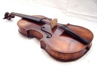 Alte Geige Violine Josef Guarnerius Anno 1724 Violin Bild