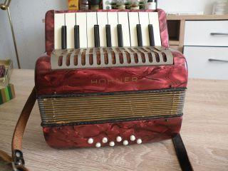 Hohner Mignon 1 Akkordeon Bild