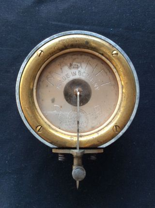 Schalldose Grammophon Magnet,  Tondose,  Tonkopf,  Tonabnehmer Bild