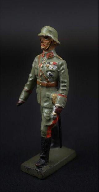 Massefigur General Mit Pour Le Mérite Lineol Bild