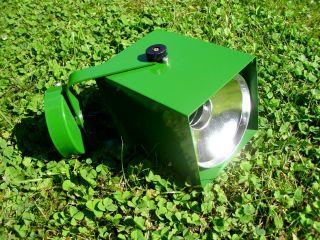 Mylius® Co.  Delight® Deckenspot Reflektorstrahler Wand - Deckenleuchte Grün Loft Bild