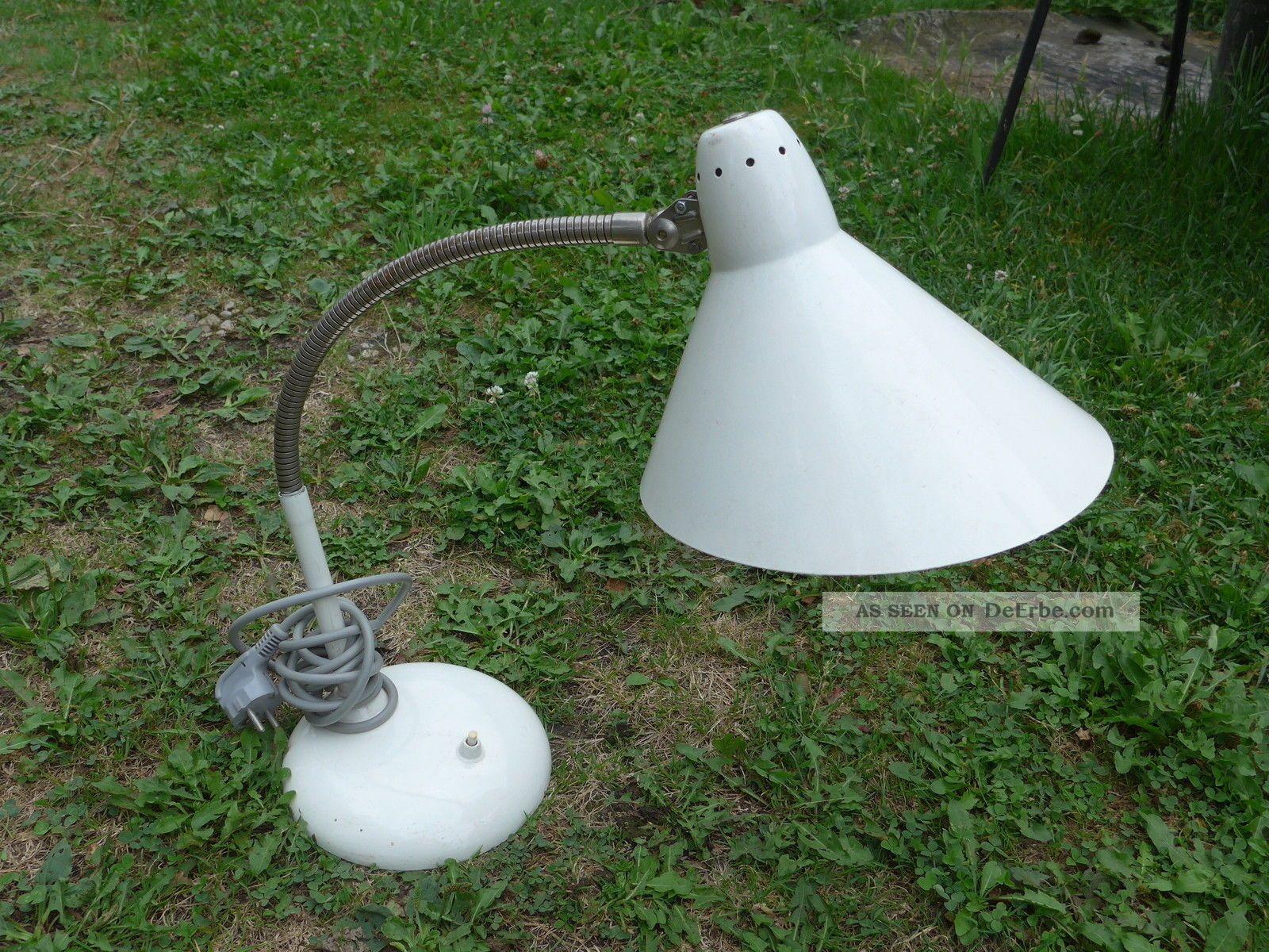 alte schreibtischlampe flex gelenglampe b rolampe industrie lampe. Black Bedroom Furniture Sets. Home Design Ideas