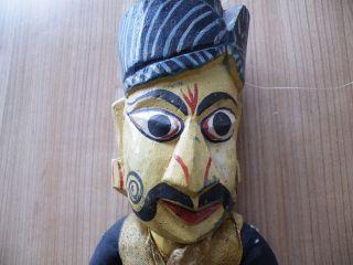 Wunderschöne Alte Indische Rajputen Puppe,  Marionette,  Handgefertigt Bild