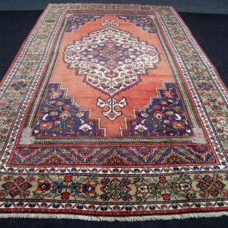 Antiker Alter Orient Teppich 394 X 240 Cm Yahyali Antique Old Turkish Carpet Rug Bild