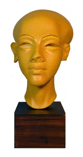Amarna - Egiptische Prinzessin - Prachtvolle PortrÄtbÜste Bild