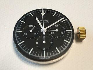 Omega Speedmaster Professional Mvt Cal.  861 Lemania 1874 Dial Hands Bild