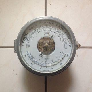 Schatz Schiffsbarometer Wetterstation Barometer Nautik Celsius Bild