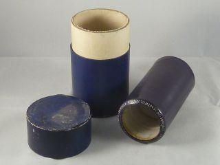 Edison - Phonograph - Walze,  Blue Amberol,  Lorraine (my Alsace - Lorraine) Bild