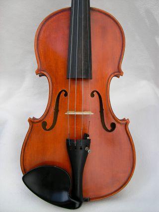 Schöne ältere 4/4 - Geige Bild