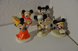 Goebel - Figur Sammlung - Archiv Muster - Walt Disney Mickey Mouse - Mickey Maus Bild
