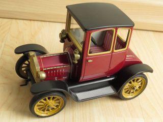 Blech Modell Auto Von Schuco Ford 1227 (tin Lizzy) Bild