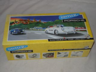 Replika Distler Porsche 7500 Polizei Bild