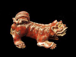 Wunderschöner Drache,  Keramik,  Ochsenblutglasur; China 19.  Jh. Bild