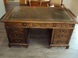 Antik Schreibtisch Bild