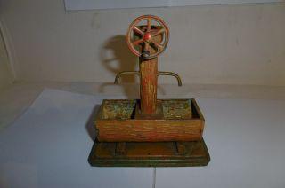 altes japanisches blechspielzeug