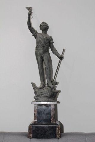 Seltenheit - Einsenbahnbau Palstik Auszeichnung 19.  Jahrhundert - Top Angebot Bild