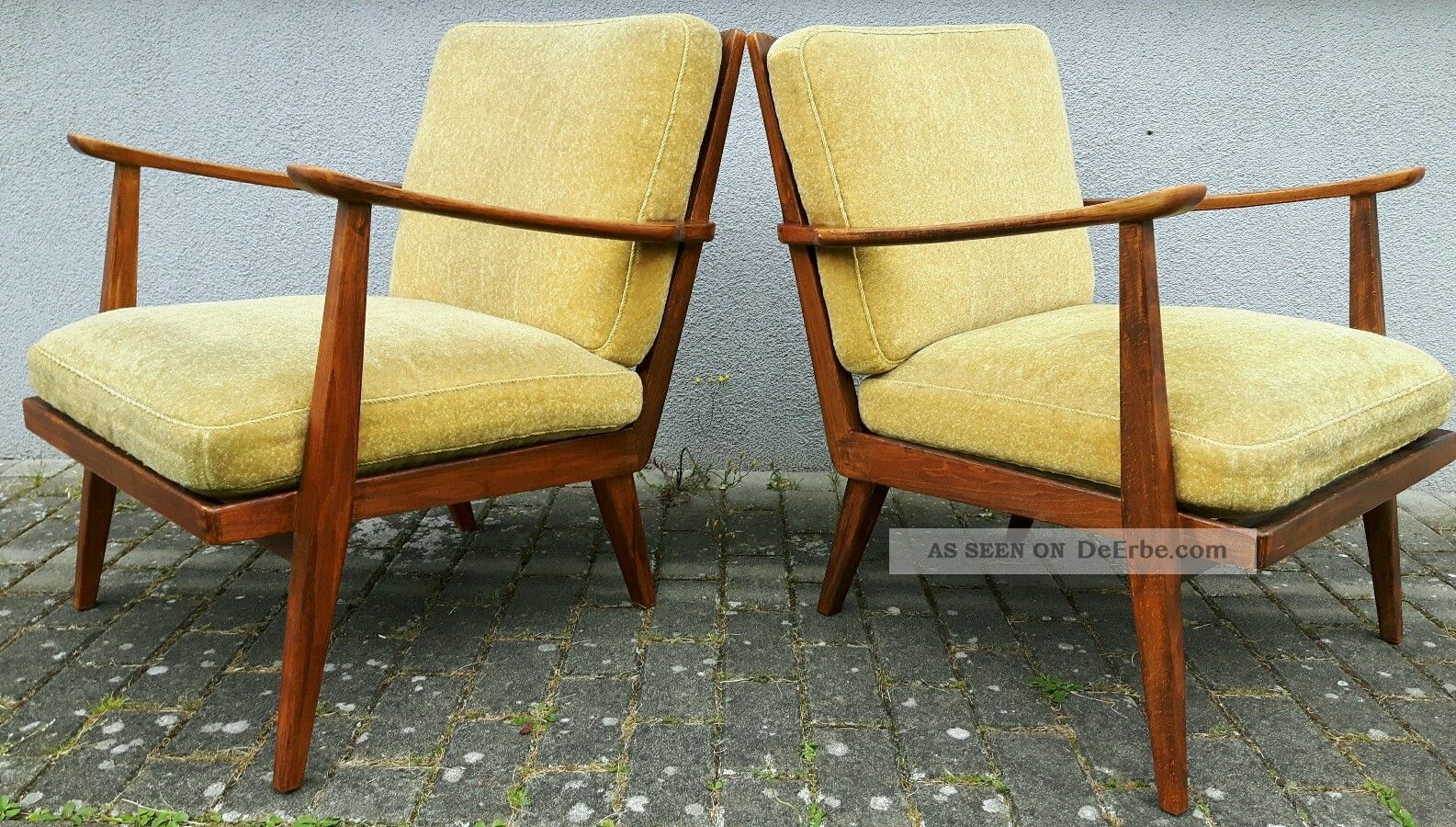 50er jahre knoll antimott sessel easy armchairs mid. Black Bedroom Furniture Sets. Home Design Ideas