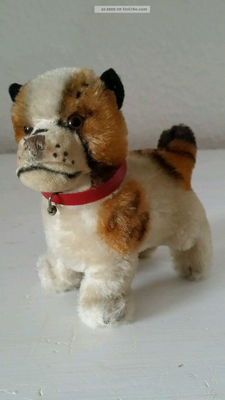 Steiff Hund Bully,  10 Cm,  Sehr Süß Steiff Bild