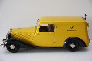 Schuco Mercedes 170 V Kastenwagen