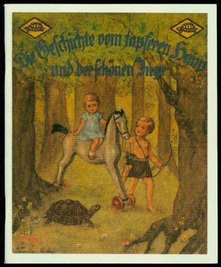 Schildkröt - Büchlein - Die Geschichte Vom Tapferen Hans Und Der Schönen Inge Bild