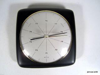 Erlesene Wetterstation Barometer Moco Möller Oemichen & Co.  Edles Sammlerstück Bild