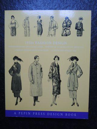 1920s Fashion Design,  Modedesign Der Zwanziger Jahre Bild