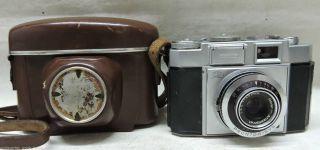Fotoapparat Zeiss Ikon Contina Prontor - Svs,  Objektiv Novar 1 : 3,  5/45 Mm (4) Bild