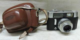 Fotoapparat Voigtländer Vito Cd,  Objektiv Lanthar 2,  8/50 (2) Bild