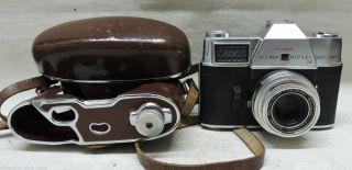 Fotoapparat Kodak Retina Reflex Iv,  Objektiv F : 2,  8 / 50 Mm (1) Bild