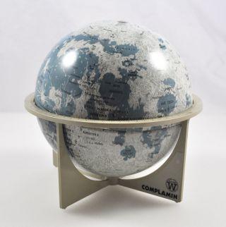 Wulfing Complamin Mondglobus - Replogle Globes - Denmark - Moon Lune Luna Globus Bild