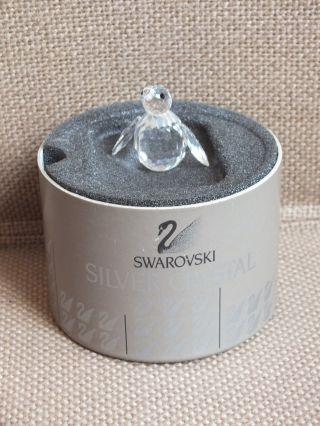 Swarovski Kleiner Piguin In Ovp Bild