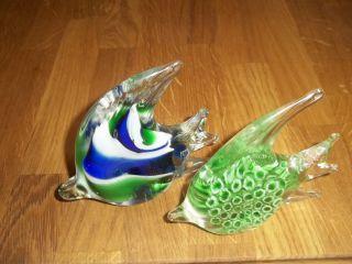 Glas Figuren♥ Fische