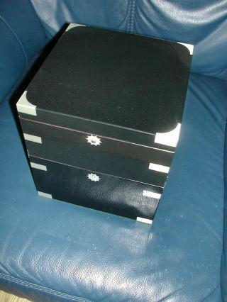 Wempe Einheitschronometer Cw800013 Marinechronometer Kaliber 5 Bild
