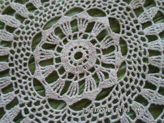 Deckchen Handarbeit Bild