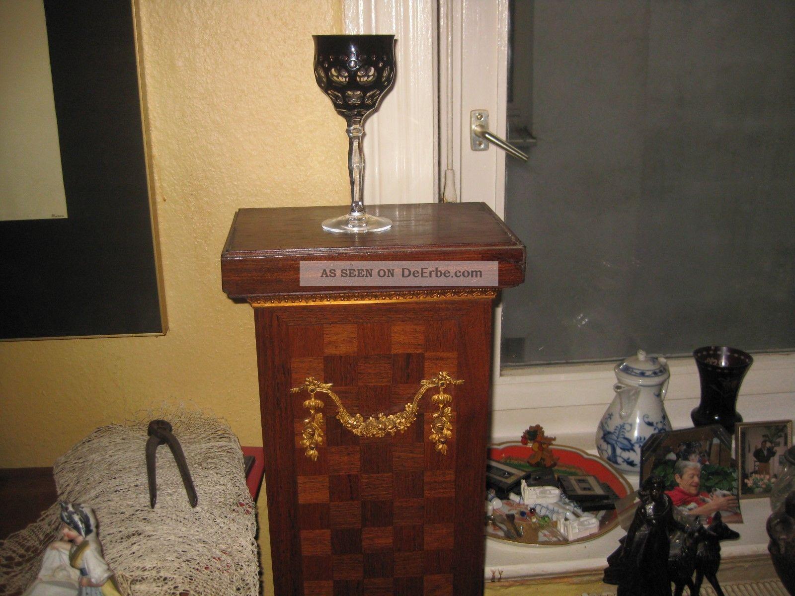 Karl Rotter Wein Glas Sehr Selten Sammlerglas Bild