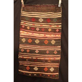 Antiker Handgeknüpfter Orient Sammler Teppich Kazak Tasche Bag Kaukasus Carpet Bild