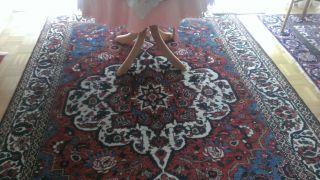 Echter Perser Teppich Bild