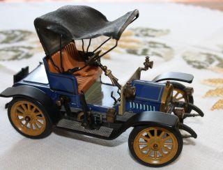 Schuco Doktorwagen Opel 4/8 Ps Modell 1909 Mit Schlüssel Bild