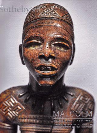 Tribal Art - Afrika: Sotheby ' S Gr.  Katalog N.  Y.  16,  Results Bild